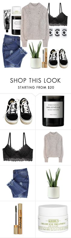 """Untitled #251"" by luxurieuse ❤ liked on Polyvore featuring Vans, Byredo, H&M, Isabel Marant, Essie, Yves Saint Laurent and Kiehl's"