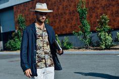Tommy Ton's Best Street-Style - NYMFW