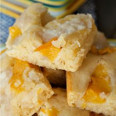 Peach Kuchen is a delectable German peach cake made with either ... | {Küchenmöbel made in germany 42}