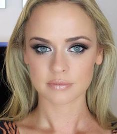 Best Makeup Looks For Blue Eyes And Blonde Hair Wajimakeup Co