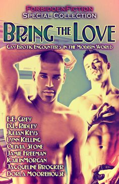 An Anthology showing that masculinity in passion is more than muscle and attitude. In all, eleven stories  from ForbiddenFiction's top authors, including award-winners Julian Keys and Lynn Kelling.