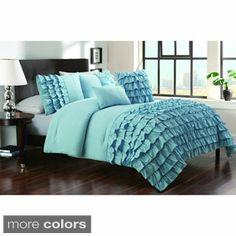 Taylor 5-piece Textured Comforter Set