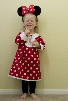 OMG so cute! made from the charlie tunic pattern