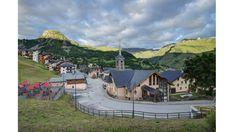 St Martin de Belleville Luxury Chalets France Resorts - Alps In Luxury