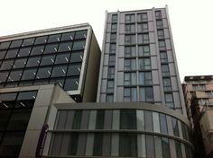 """One of three buildings in London nominated for the 2013 """"Carbuncle Cup"""" for bad design"""