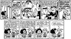 Tributo a Quino y Mafalda. Joaquín Salvador Lavado, más conocido como Quino, es un pensador, humorista gráfico y creador de historietas de nacionalidad argentina e hijo de inmigrantes españoles. Su obra más famosa es la tira cómica Mafalda....