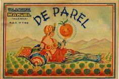 Naranjas De Parel - Manuel