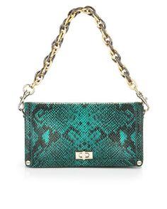 Fendi Gold Micro Baguette Clutch | Bags | Pinterest