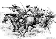 buffalo soldiers drawing - Google Search