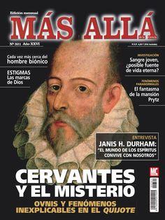 Revista #MásAllá 321. #Cervantes y el misterio.