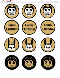 Learn How to Draw Bendy from Bendy and the Ink Machine ...