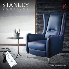 Crafted with passion  Stanley Sofas carry a legacy of artistic pride and a heritage of passion. Make that a part of your home décor. http://bit.ly/1qto0Xr #LoveStanley #FinestLeathers #Quality #Sofas #Oddchairs #20YearsofPassion