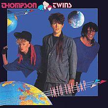 Thompson Twins...LOVE their music..