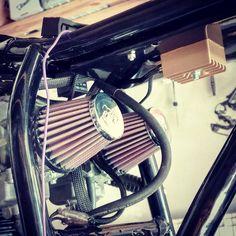 #honda #cafe_racer #custom #bobber #diy #tuning