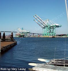 Have you been to San Pedro? It's in California near the Los Angeles port.