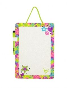 justice room decorations for girls | ... Hope Dry Erase Board | Room Accessories | Room Decor | Shop Justice