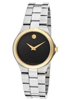 Price:$499.00 #watches Movado 606560, This elegant watch from Movado features a contemporary look that's sure to complement your attire.