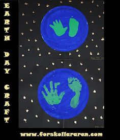 Loads more Earth Day craft and other freebies - http://pinterest.com/cleverclassroom/earth-day-craft-and-freebies/