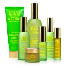 Tata Harper | 100% Natural & Nontoxic Antiaging Skincare Products | 100% Natural Organic Anti-Aging Skin Care