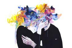 intimacy on display Art Print
