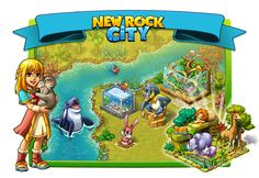 New Rock City: Wild Nature Day 2016 Create Yourself, Create Your Own, Paradise City, Wild Nature, Prehistoric, Cooking Recipes, Rock, Simple, Day