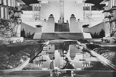 1937, Frank Capra's utopian epic LOST HORIZON. Via @NitrateDiva on Twitter.