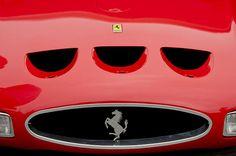 1963 Ferrari 250 GTO Grille