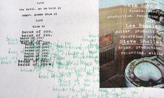 Vinilo Sonic Youth - Washing Machine by Sonia Bandura