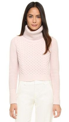 Favorite Sweater (this rose-grey colored turtleneck from Club Monaco)