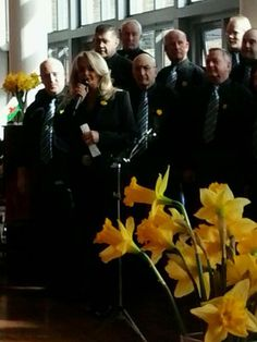 #bonnietyler #StDavidsDay #FultonHouse #SwanseaUniversity  Photo: Michelle Davies — at Swansea University. Tag photoEdit    http://www.the-queen-bonnie-tyler.com/