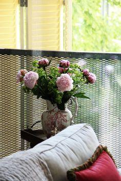 Summer Home - fork and flower Open Window, Neutral Tones, Potted Plants, Fork, Summer Time, Flowers, Pot Plants, Florals, Forks