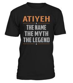 ATIYEH - The Name - The Myth - The Legend #Atiyeh