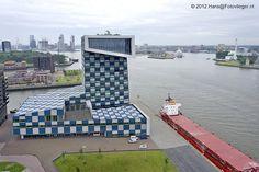 Scheepvaart en Transport College : Located at Lloyd Kwartier in Rotterdam