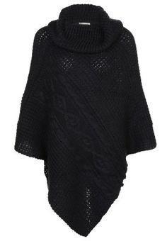 Ein kuschliges Highlight an kalten Tagen. Pieces PCRETHA - Cape - navy blazer für 34,95 € (01.10.15) versandkostenfrei bei Zalando bestellen.