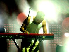Ben Lovett of Mumford and Sons