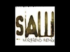 Saw [Noizfiend Chopped and Murdered Dubstep Remix] Scary, Creepy, Halloween Music, Dubstep, A Christmas Story, Kinds Of Music, Weird, Horror, Thankful