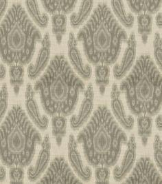 Upholstery Fabric- Eaton Square Perimeter Flaxen