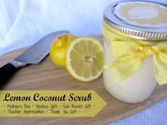 Lemon Coconut Scrub is an easy DIY gift for many occasions.  I first made this for Mother's Day a few years ago with a group of 8 year old girls.  It was easy enough for them to make on their … Continue reading →
