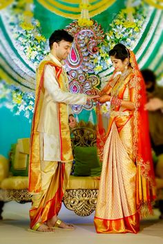 Vasundhara Diamond Jewellery Owner's Son Ashish Kasaraneni wedding was performed in Vijaywada. Ashish kasaraneni was in traditional gold pattu pancha while bride was in beautiful cream Kanjeevaram saree matched with diamond jewellery which make the Bride's Look Gorgeous. pic credit – Vasundhara Diamond Roof Please visit our …
