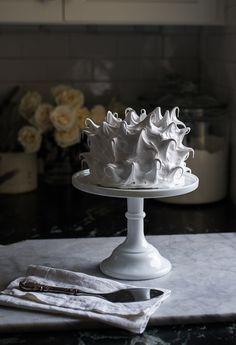 Coconut Cake by Zoe Bakes