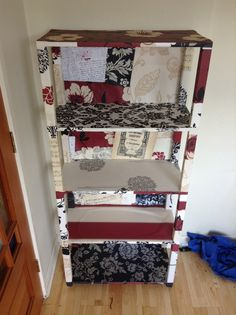 Upcycled ARGOS shelf Argos Shelves, Magazine Rack, Upcycle, Shelf, Crafty, Cabinet, Storage, Furniture, Home Decor