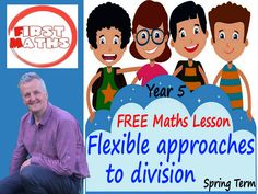 YouTube Flexible approaches to division FREE Year 5 Maths PowerPoint - Spring Term