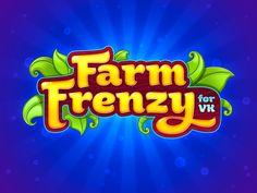 "Mobile game ""Farm Frenzy"" on Behance"