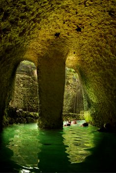Underground Rivers in Xcaret: a must-do in Playa del Carmen.