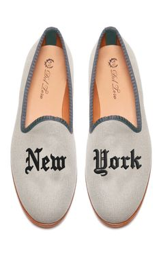 Shop Prince Albert New   York Slipper Loafers by Del Toro for Preorder on Moda Operandi