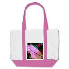 Sweet candy sky tote bag
