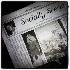 """Socially Scene Exclusive... Check out my latest column that features an in-depth review of the glamorous event, """"StyleWeek NE"""" that took place recently at the Providence Biltmore. Socially Scene was on site for what was host to some of 2014 falls hottest fashion and classiest parties.  #StyleWeek #Fashion #Class #Style #Entertainment #Glitterati"""