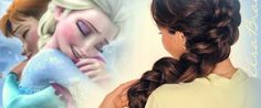 Big Elsa Braid from Disney Frozen | Inverted Version
