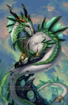 the-sixth-leaf-clover - 2014 Zodiac Dragons - Capricorn