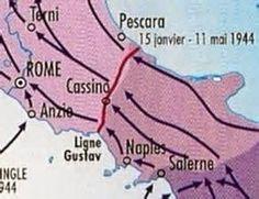 Linea Gustav o Linea Invernale è una linea di fortificazione approntata in Italia con disposizione di Hitler del 4 ottobre 1943 dall'Organizzazione Todt durante la seconda guerra mondiale. Divideva in due la penisola italiana: (a nord di essa vi erano i tedeschi, a sud gli Alleati) e si estendeva dalla foce del fiume Garigliano, al confine tra Lazio e Campania, fino a Ortona comune costiero in provincia di Chieti, passando per Cassino, nel frusinate.   #TuscanyAgriturismoGiratola